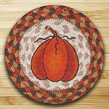 Braided Fall & Halloween Table Decor