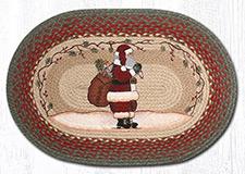 Braided Christmas Rugs