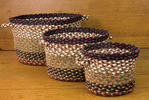 Braided Utility Baskets