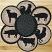 Barnyard Animals Braided Jute Trivet Set, by Capitol Earth Rugs