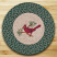 Cardinal Printed Chair Pad, by Capitol Earth Rugs