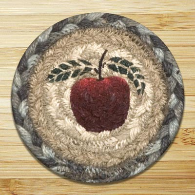 Apple Jute Coaster