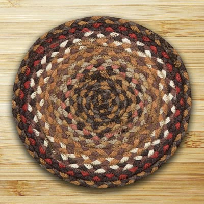 The Braided Rug Shop Braided Table Decor Jute