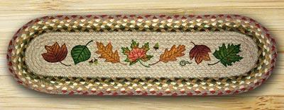 Autumn Leaves Printed Stair Tread