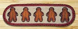 Gingerbread Men Printed Stair Tread